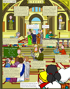 Aquí no nos asusta decir: matemáticas y comics