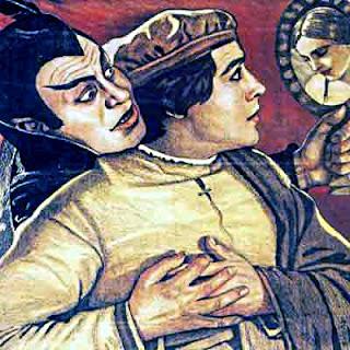 Фауст и Мефистофель