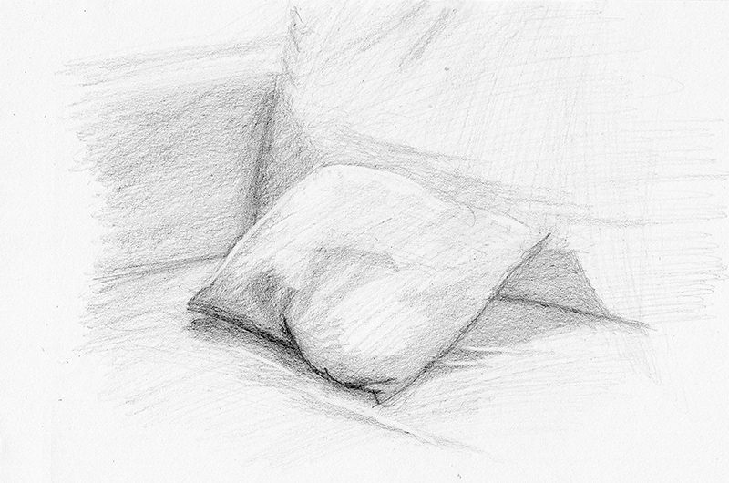 pillow drawing realistic. i pillow drawing realistic w