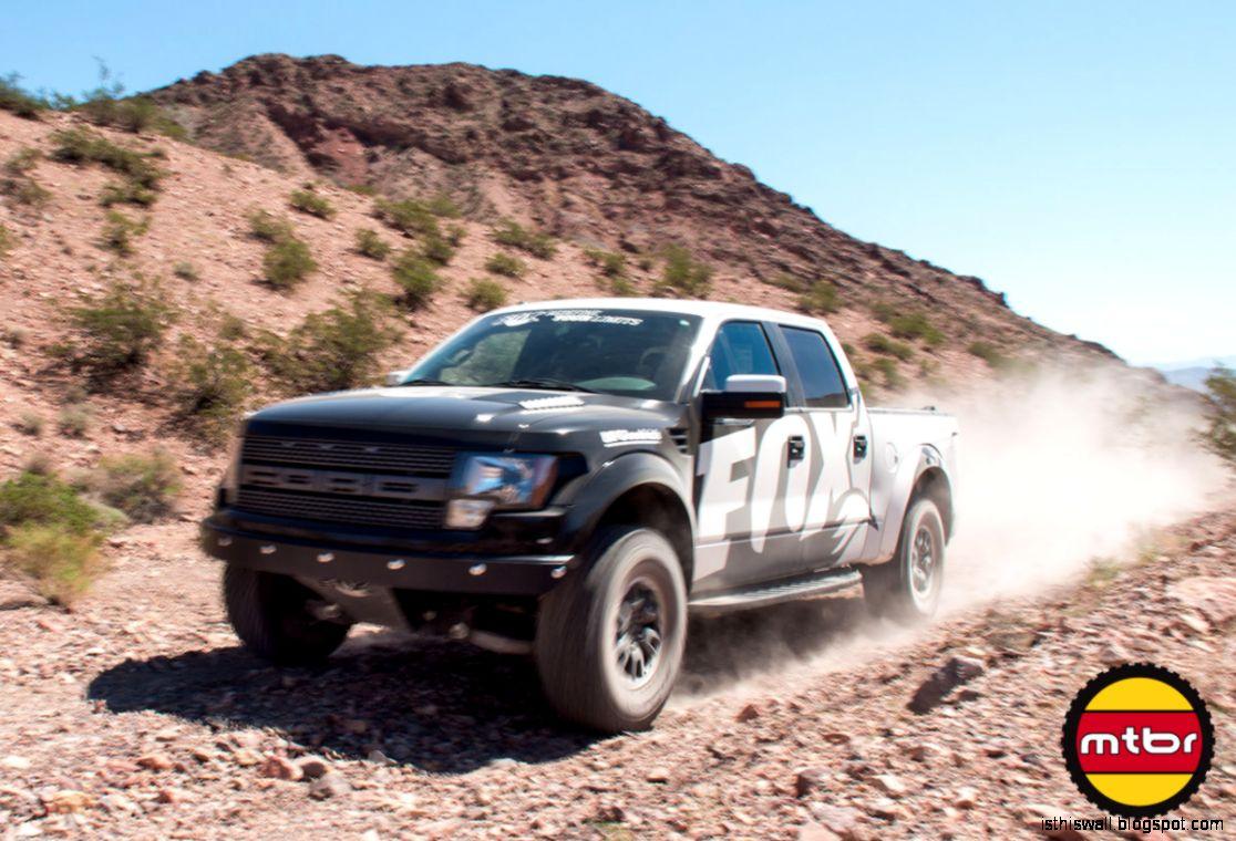 Ford Raptor Fox Shocks