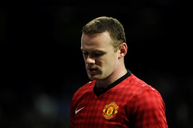 Wayne Rooney Now