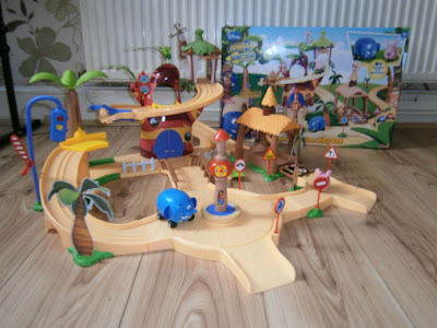 jungle junction playset complete and set up large childrens toy