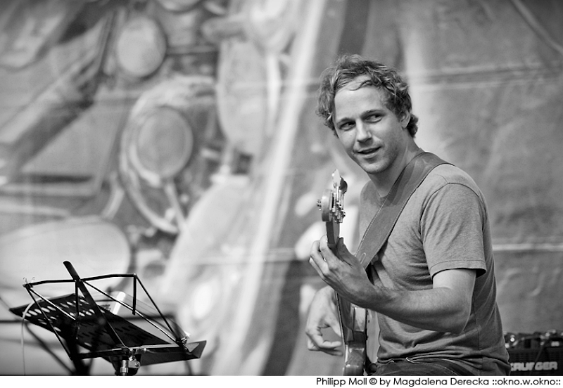 :: Philipp Moll :: 17th International Jazz at The Old Town Square Festival :: 2011