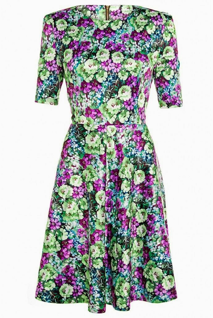 Joy Flower Dress