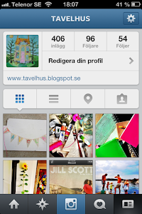 Tavelhus at Instagram