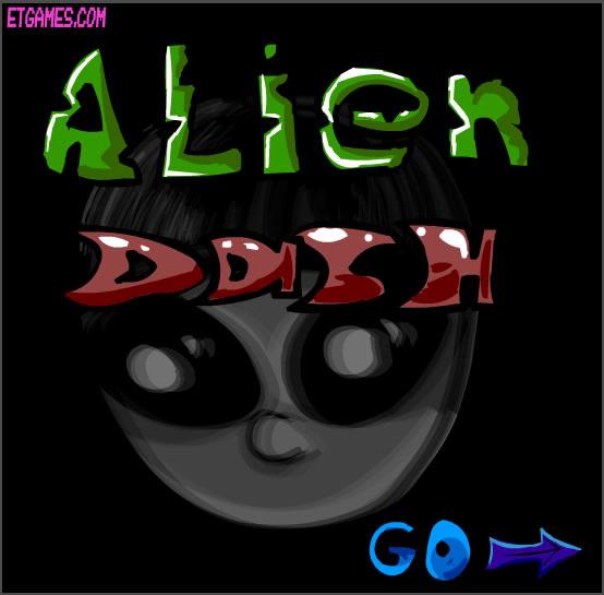 Truck Game : Alien Dash Game