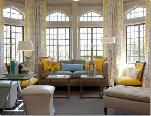 Living Room Design Ideas Gray
