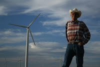 Carbon Nation: Cliff Etheredge, West Texas Wind Farmer