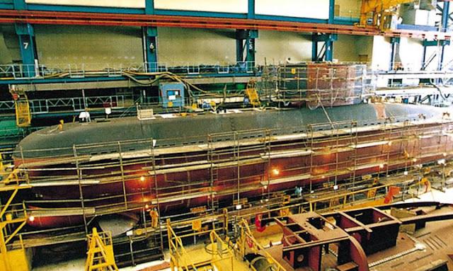 Kerjasama Pembangunan Kapal Selam ke 3 RI - Korsel Semakin Meningkat