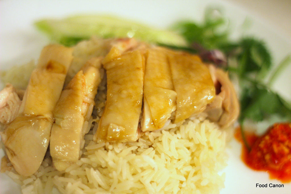 ... Perfecting Hainanese Chicken Rice at home using the Sous Vide method