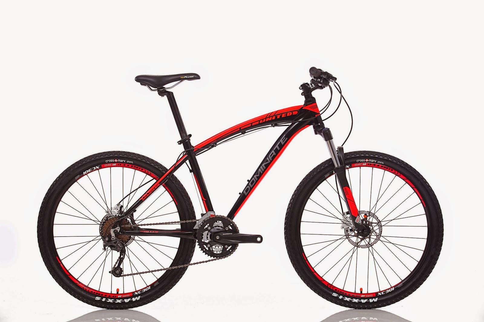 Harga Sepeda Gunung United Terbaru