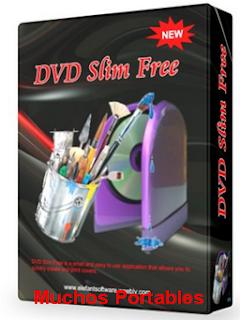 DVD Slim Free Portable