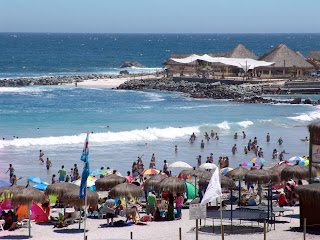 Playa Increible Totoralillo de Chile