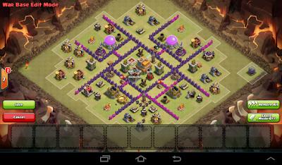 Nueva guerra diseño Base para Ayuntamiento 7