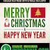 Selamat Hari Natal 2014 & Tahun Baru 2015