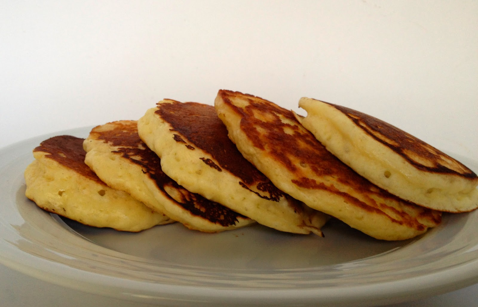 The Boozy Epicure: Sunday Morning Pancakes for Two