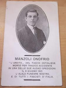 MANZOLI ONOFRIO