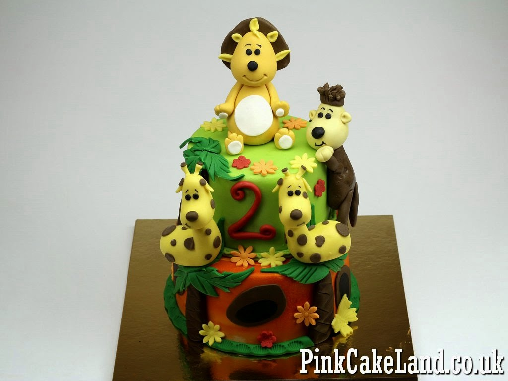 Kids Birthday Cakes In London Childrens Birthday Cakes In London