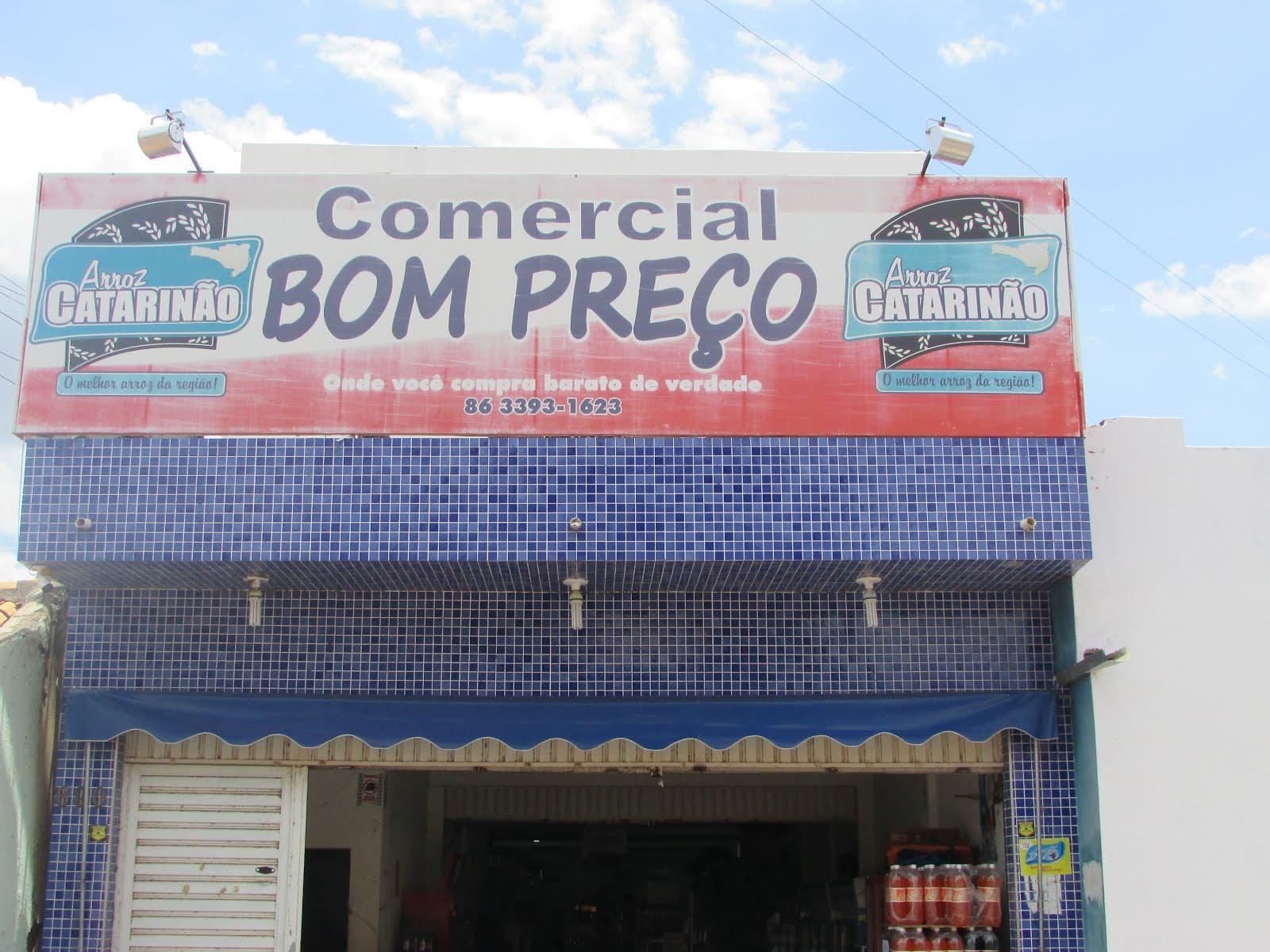 COMERCIAL BOM PREÇO