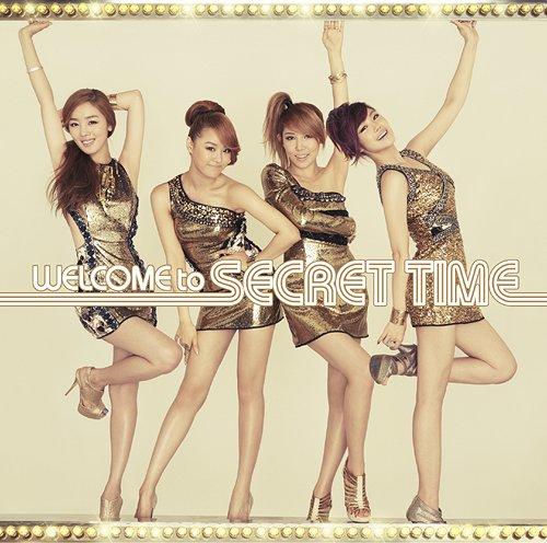 """Secret >> Álbum Japones """"WELCOME to SECRET TIME"""" - Página 4 AICL-2434"""