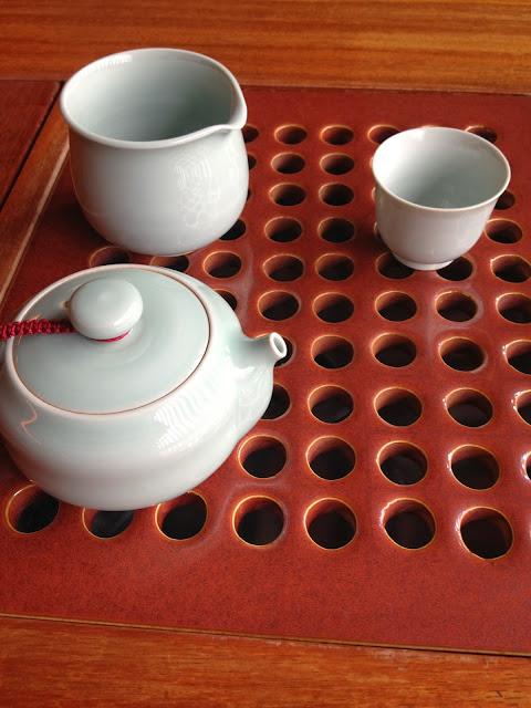 Tea Time in Hong Kong