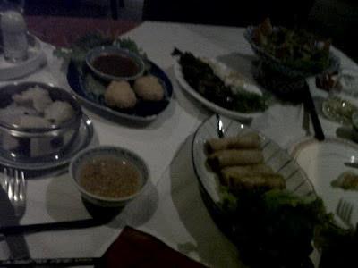 Asian Restaurant - Repas - Douala - Les Marches d'Elodie