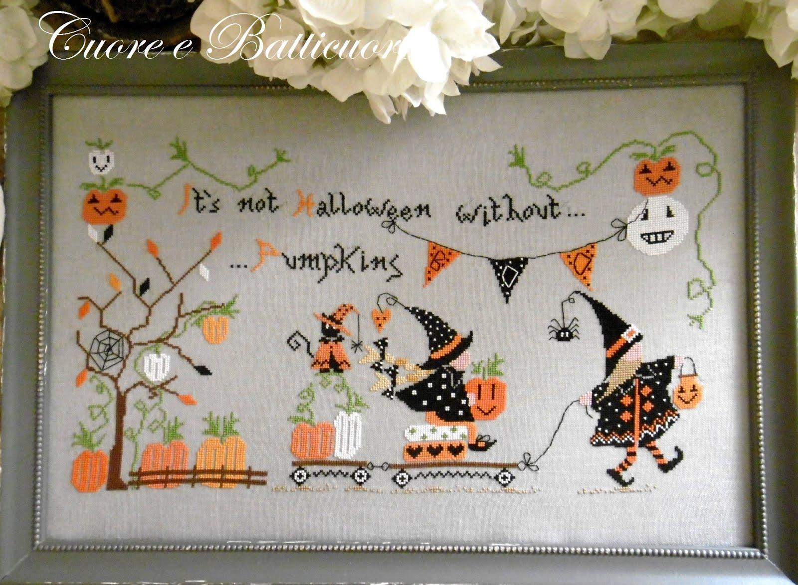 Non è Halloween senza Zucche