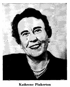 Kathrene Pinkerton c. 1941