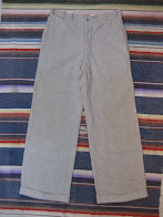 30's               COTTON FLANNEL               WORK PANTS