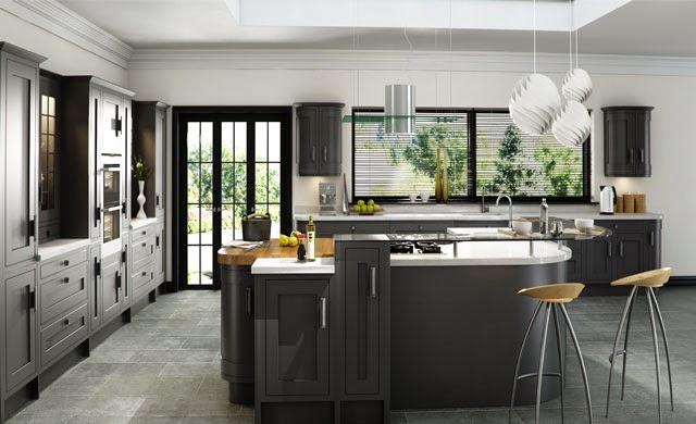 A True Designer Kitchen From Kitchens Direct NI
