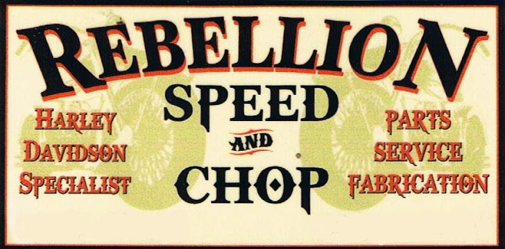 REBELLION SPEED AND CHOP