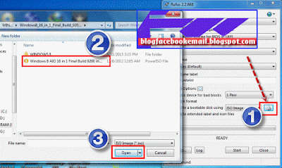 cara membuat bootable di flashdisk windows 7