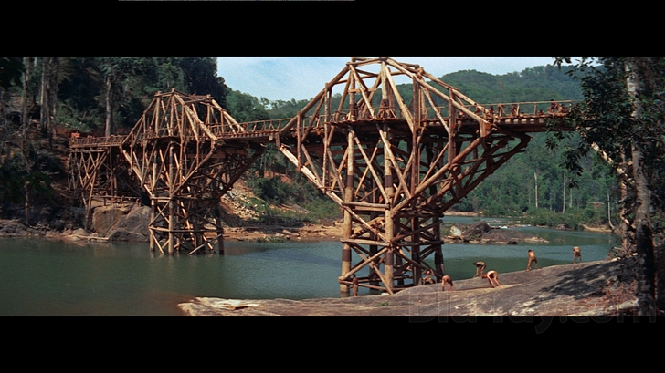 he Bridge On  The River Kwai