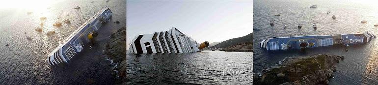 1)Гибель Коста-Конкордии - Титаника 21-го века.