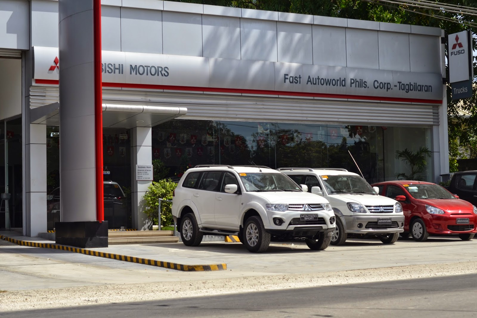 All about Mitsubishi Motors Tagbilaran City Bohol