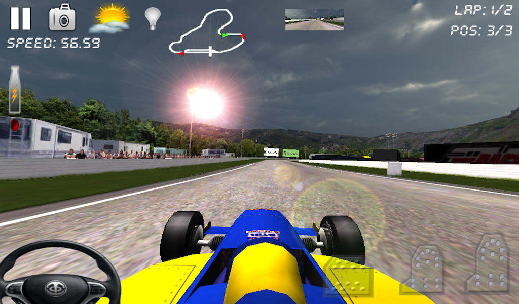 3D Rally Racing 2 - GamesListCom - Play Free Games