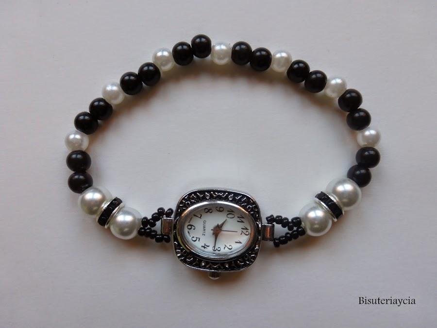 Relojes con perlas