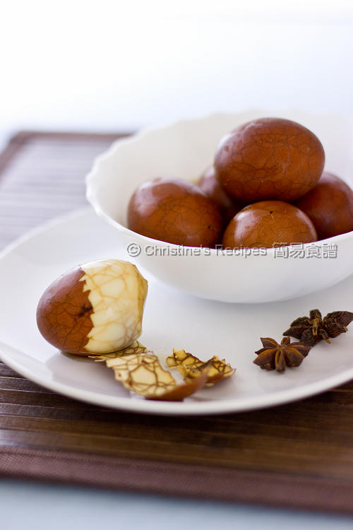 Chinese Tea Eggs (茶葉蛋) | Christine's Recipes: Easy Chinese ...