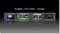 Knoppix 7.0.4 mate+cpmpiz