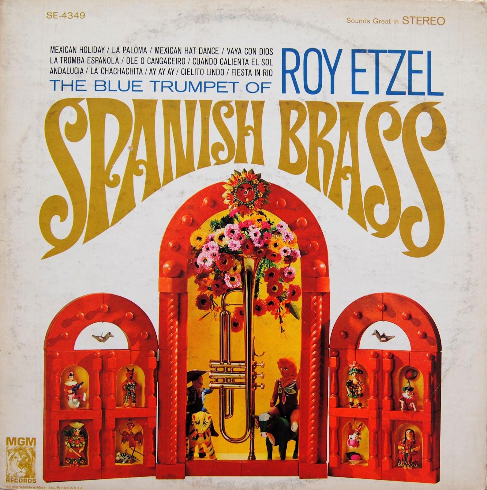 Roy Etzel - Trompette D'Or - Il Silencio