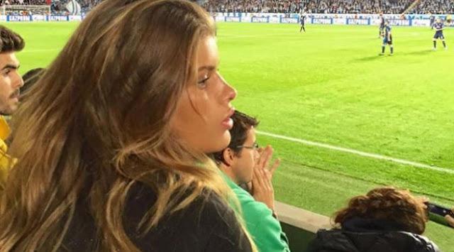 Heboh! CR7 Kencani Gadis Remaja Berumur 19 Tahun Asal Denmark
