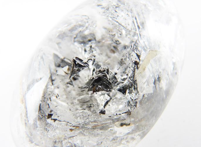 グラファイトエレスチャル 磨き石