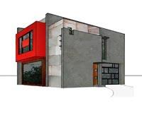 T.1 - modern home plan