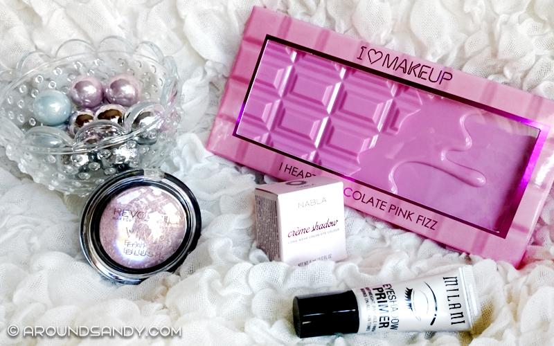 compras maquillalia noviembre 2015