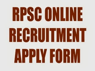 RPSC Junior, Tehsil Revenue >Accountant Recruitment 2017-2018 - 2015