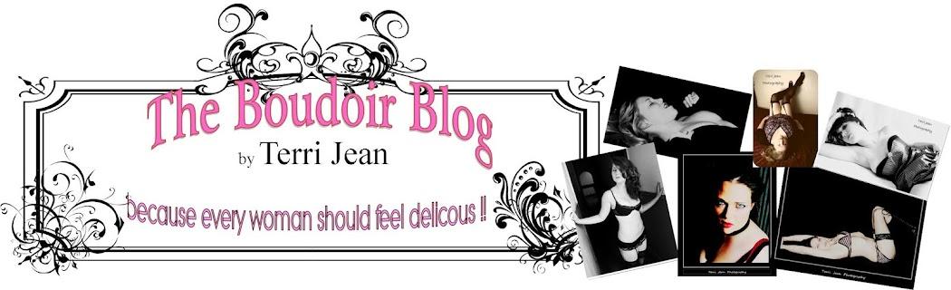 The Boudoir Blog