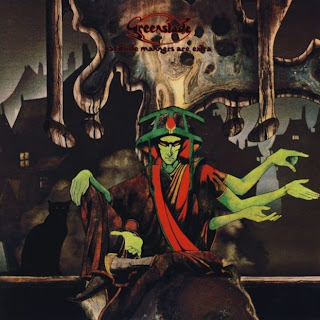 Greenslade - Bedside Manners are Extra album cover