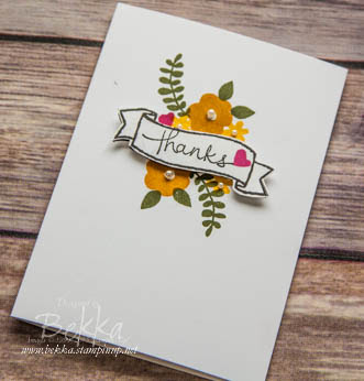 Endless Thanks Thank You Card - Get the details here