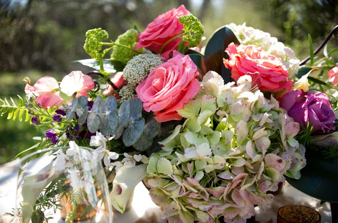 Charming Vintage Styled Wedding Inspiration Shoot