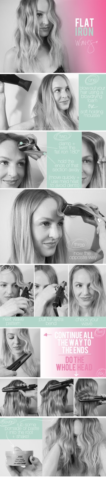 comment avoir coiffure wavy